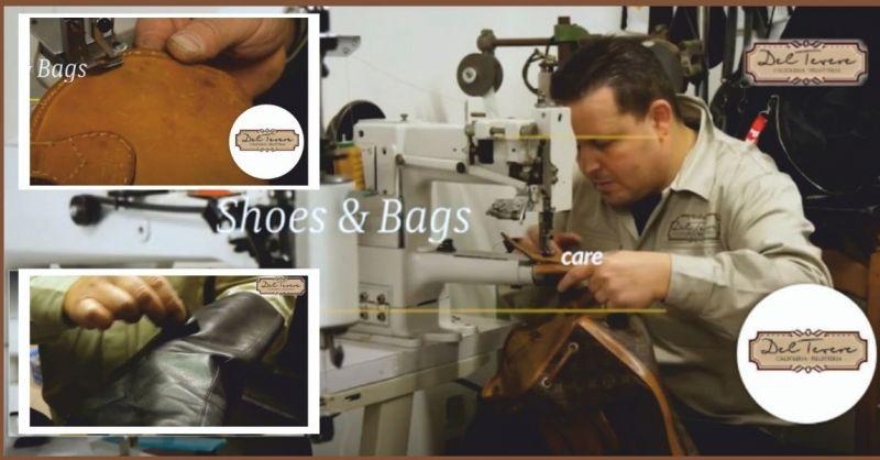 promozione riparazione scarpe Lucca e Versilia - offerta riparazione borse Lucca e Versilia