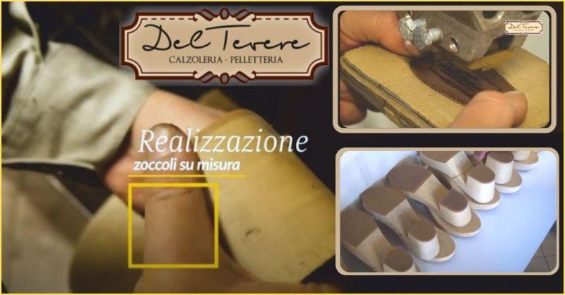 offerta zoccoli su misura Lucca e Versilia - promozione zoccoli artigianali in legno