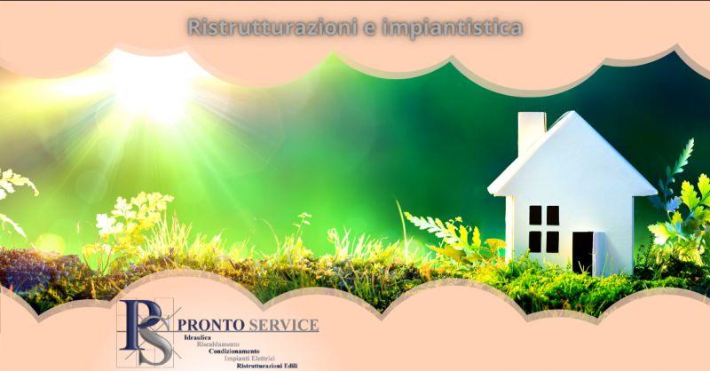 offerta ditte di ristrutturazione roma - occasione impianti elettrici e termoidraulici roma