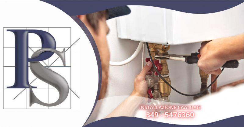 PRONTO SERVICE - Offerta azienda di installazione caldaie Roma