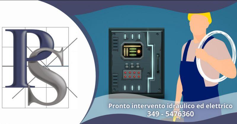 offerta elettricista pronto intervento nettuno - occasione idraulico pronto intervento ardea