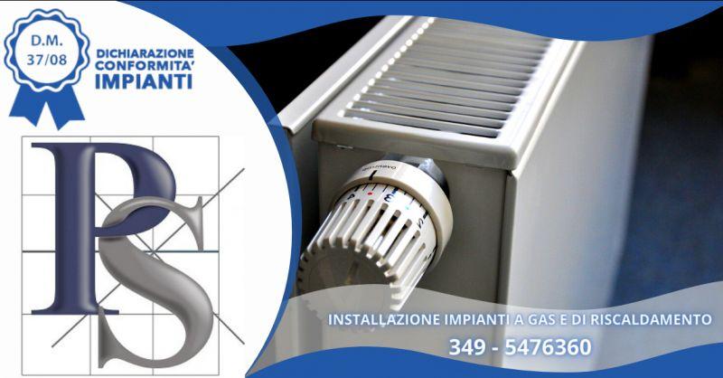 offerta impresa installazione impianti di riscaldamento Ardea - occasione impianti a gas Anzio