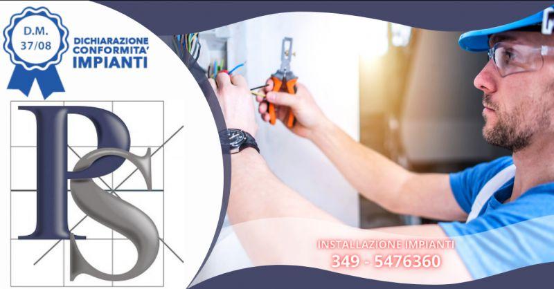 PRONTO SERVICE - offerta ditta per installazione impianti elettrici Roma