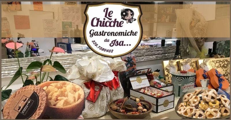 LE CHICCHE GASTRONOMICHE da Isa - offerta negozio specialità gastronomiche toscane