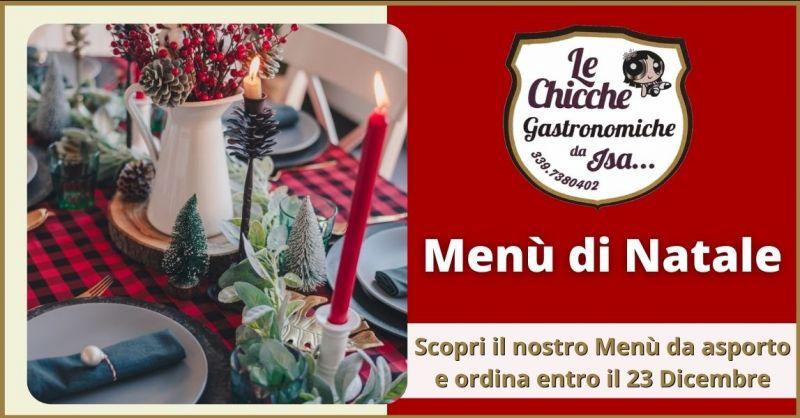 offerta menu di natale da asporto Lucca - proposte gastronomiche per Natale Versilia