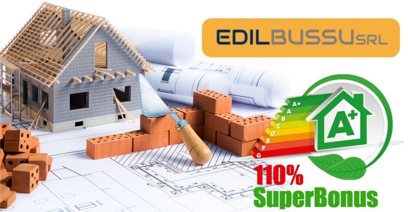 EDIL BUSSU - offerta superbonus 110 migliorare efficienza energetica di casa