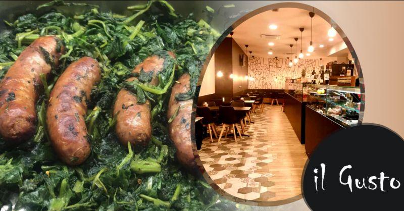 IL GUSTO Offerta rosticceria con carne colleferro - occasione tavola calda con carne roma