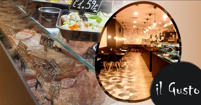 IL GUSTO Offerta paninoteca colleferro - occasione gastronomia dove mangiare panini roma