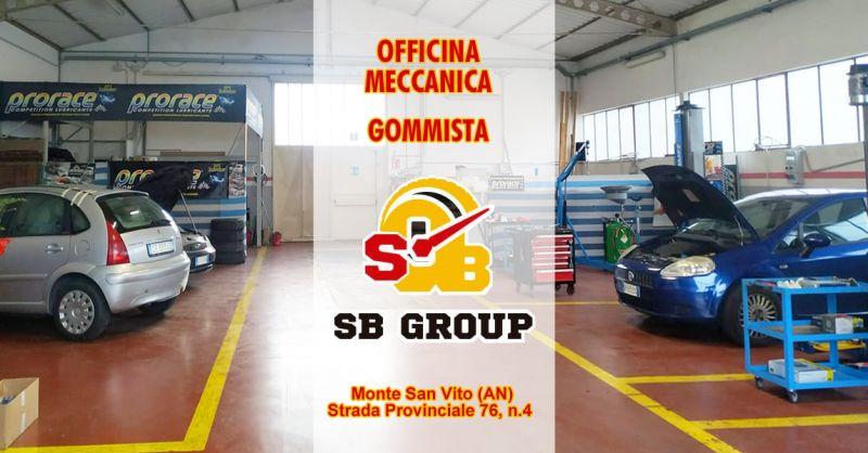 Offerta Autofficina Elettrauto Gommista Chiaravalle - Occasione Vendita Auto Usate Chiaravalle