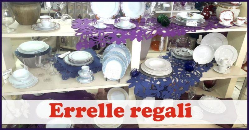 offerta saldi gran casa Versilia e Lucca - promozione articoli da regalo e liste di nozze Versilia