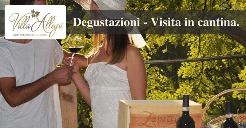 Villa Allegri - Promozione visita cantina con degustazione vini pregiati della Valpolicella