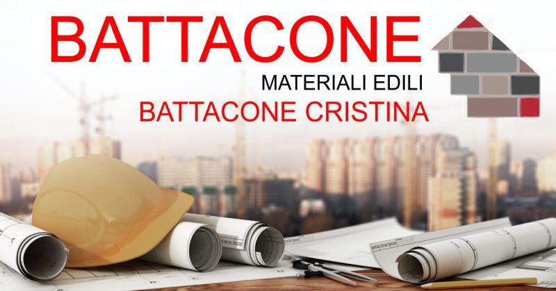 BATTACONE CRISTINA - offerta materiali edili migliori soluzioni per la casa