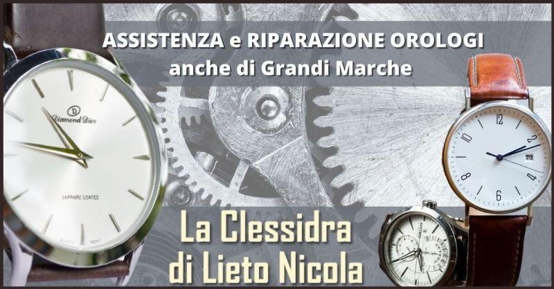 occasione assistenza orologi Versilia Lucca - offerta regali Versilia Lucca
