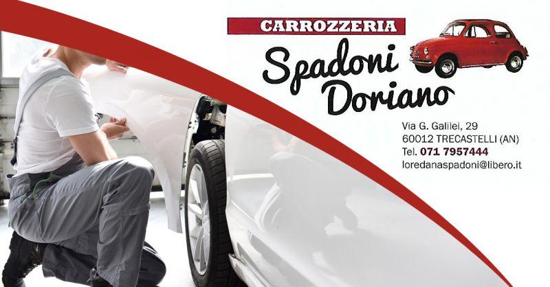 Offerta Carrozzeria Auto Trecastelli - Occasione Autocarrozzeria Verniciatura A Forno Trecastelli
