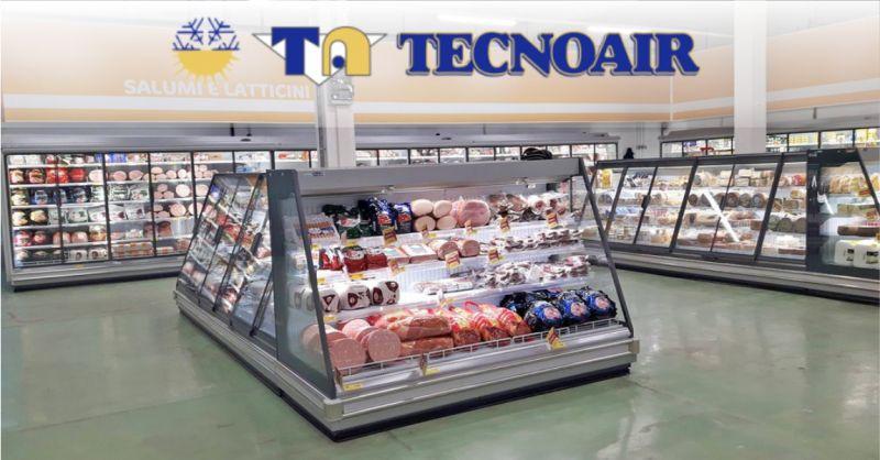 TECNOAIR -  offerta assistenza tecnica e installazione refrigerazione commerciale e industriale
