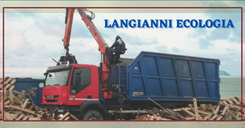 occasione smaltimento rifiuti Prato e Toscana - offerta trasporto e raccolta rifiuti Prato