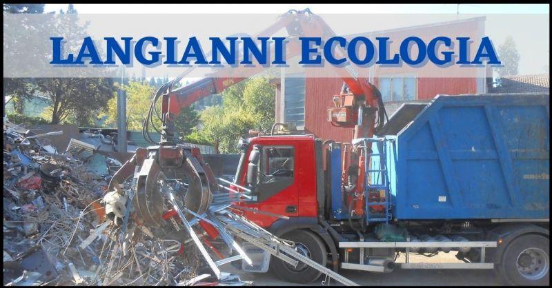 offerta raccolta e smaltimento rifiuti speciali Prato – AUTOTRASPORTI LANGIANNI