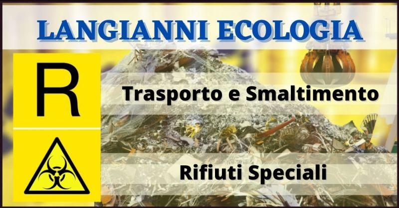 offerta trasporto rifiuti Toscana – promozione ditta trasporto rifiuti speciali Toscana