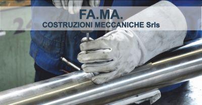 fa ma costruzioni meccaniche offerta tubazioni navali occasione tubazioni industriali carrara