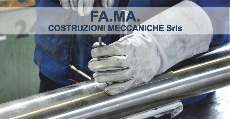 fa.ma costruzioni meccaniche offerta tubazioni navali - occasione tubazioni industriali carrara
