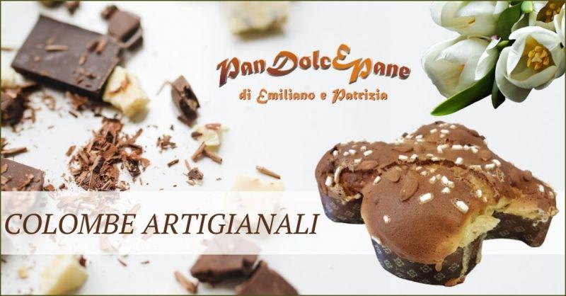 offerta colomba artigianale Pasqua classica e al cioccolato Versilia - PANDOLCEPANE