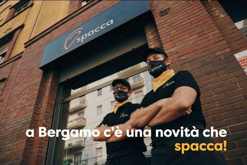 SPACCA offerta mangiare a bergamo – promozione pranzo piadina da asporto