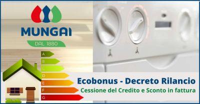 offerta ecobonus 2021 sconto fattura occasione sconto fattura e cessione credito 2021