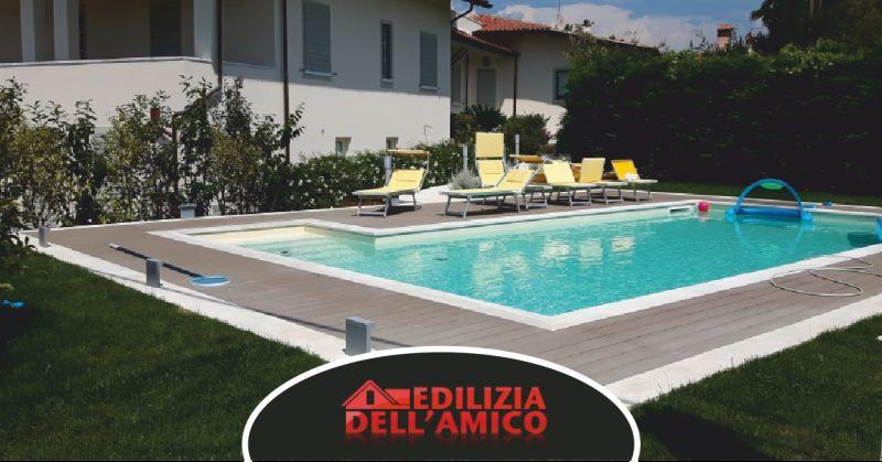 edilizia dell'amico offerta realizzazione piscine massa - occasione piscine interrate carrara