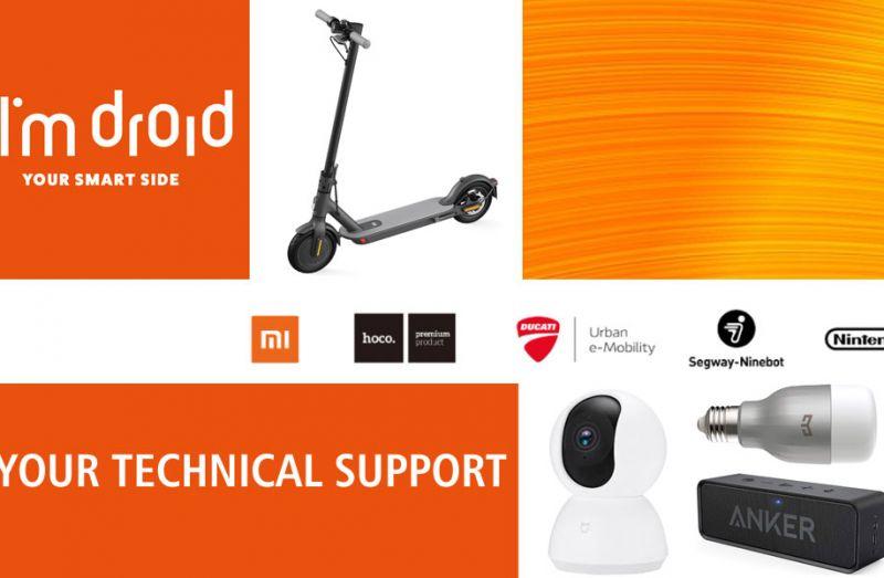 Occasione punto vendita accessori smart bari – promozione vendita monopattini elettrici bari