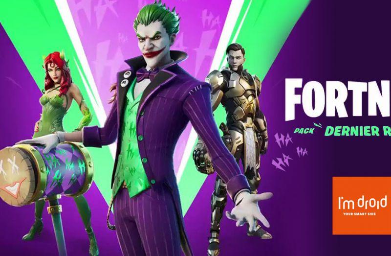 Promozione bundle di Fortnite con il Joker bari – offerta bundle ride bene chi ride ultimo bari