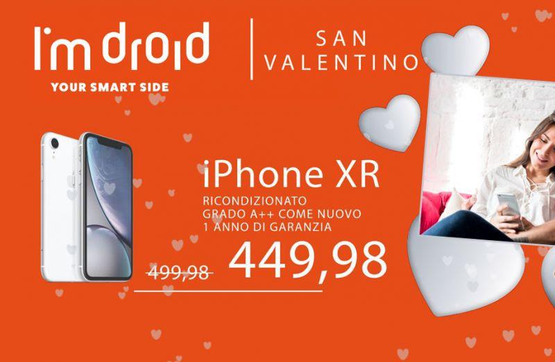 Occasione IPhone XR ricondizionato bari - promozione IPhone XR ricondizionato con garanzia bari