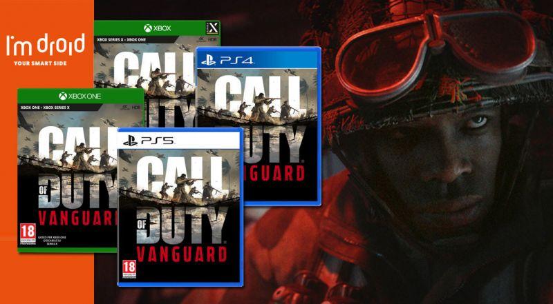 Offerta preordine Call of Duty: Vanguard per PS5 e Xbox Series X bari - promozione preordine online Call of Duty: Vanguard bari
