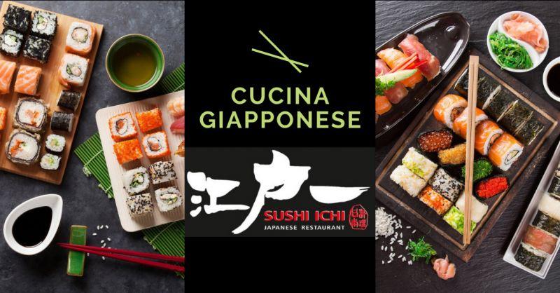 SUSHI ICHI offerta ristorante giapponese Riposto - occasione ristorante sushi catania