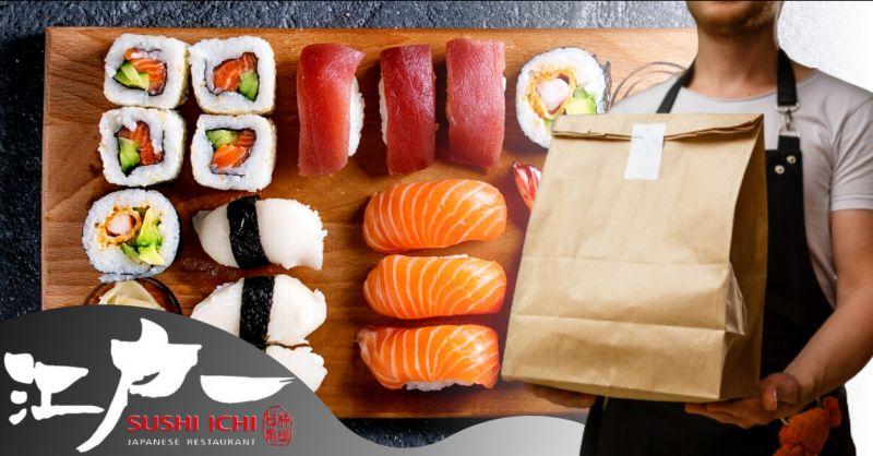 offerta servizio asporto ristorante giapponese riposto - occasione sushi da asporto catania