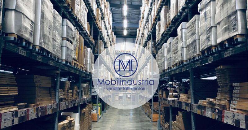 MOBILINDUSTRIA SRL - offerta merci provenienti da aste fallimentari tribunale di Cagliari