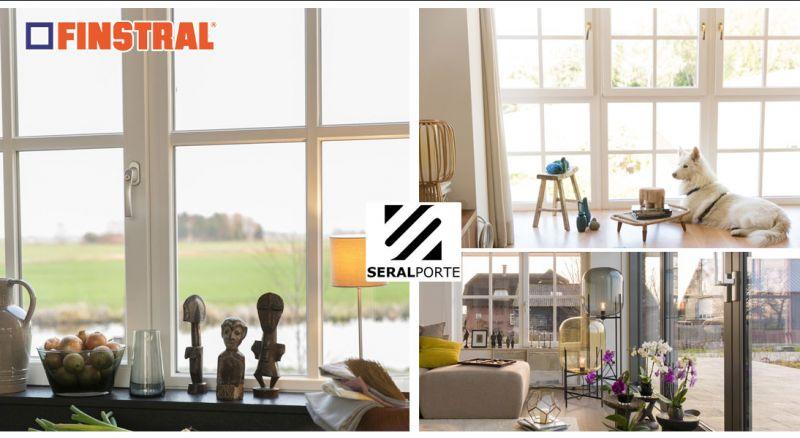 seralporte - offerta finestre finstral sconto in fattura bari - occasione finestre sconto fattura 50%  bari