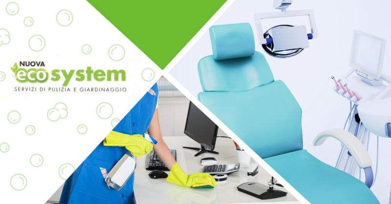 NUOVA ECOSYSTEM -  Offerta Pulizie Professionali Studi Medici Torino