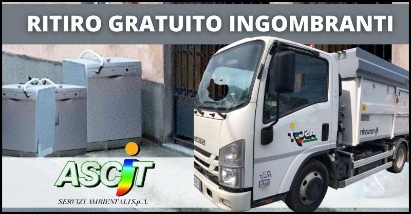 promozione ritiro ingombranti gratuito comune di Lucca - ASCIT SERVIZI AMBIENTALI