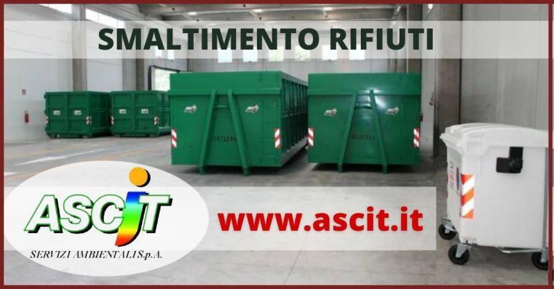 occasione smaltimento rifiuti aziende e isole ecologiche Capannori - ACIT SERVIZI AMBIENTALI