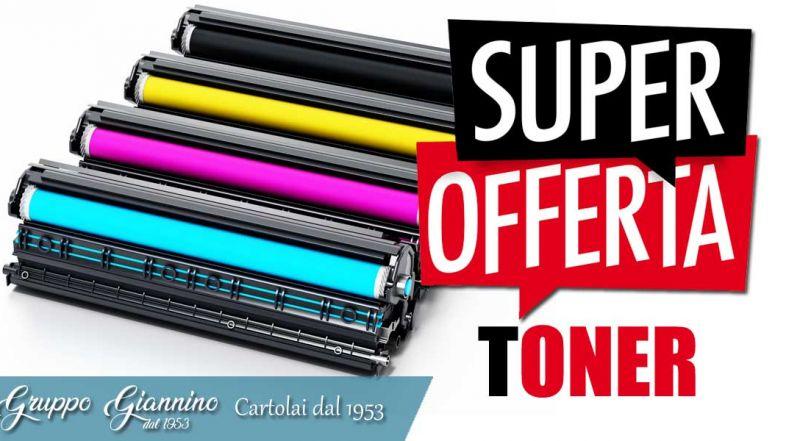 offerta toner compatibili per stampanti cosenza - offerta toner originali per stampanti cosenza
