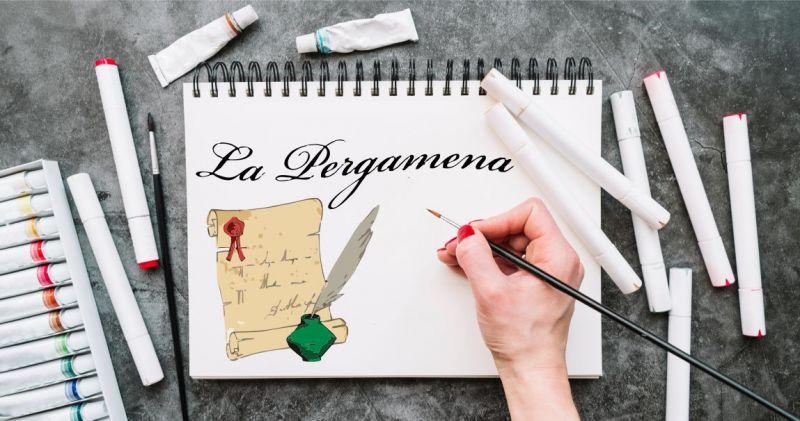 CARTOLIBRERIA LA PERGAMENA - offerta prodotti per l arte e la creativita