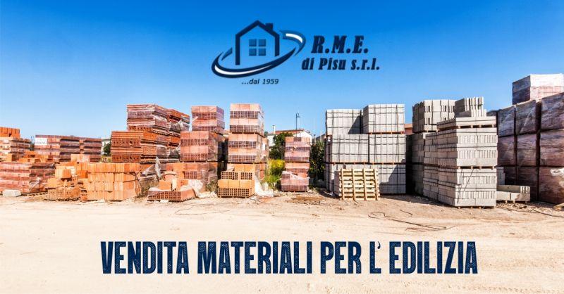 RME di Aldo Pisu - offerta vendita materiali per edilizia alta qualita