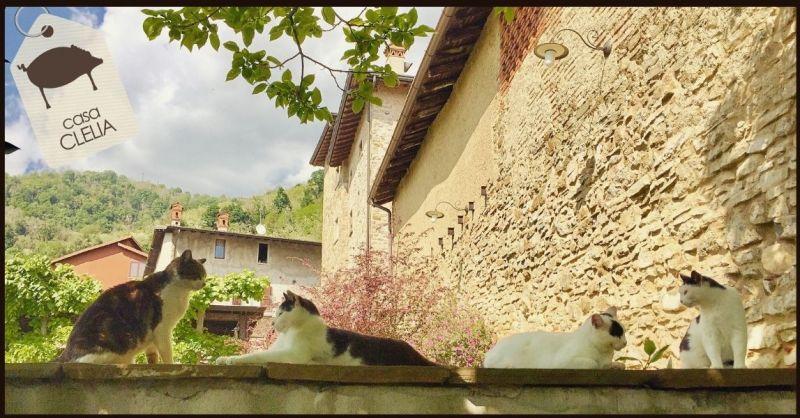 CASA CLELIA - Bied Hotel Agriturismo aan voor evenementen en bruiloften in de provincie Bergamo