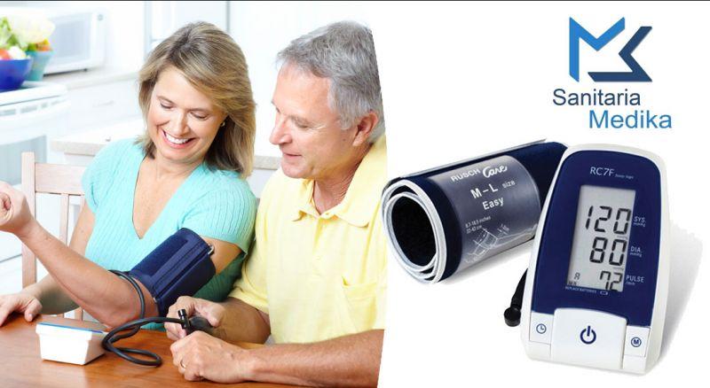 Sanitaria Medika - promozione misuratore di pressione da braccio automatico digitale parlante bari