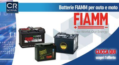 casa del ricambio offerta batterie fiamm per auto vendita online reggio calabria occasione vendita online batterie auto