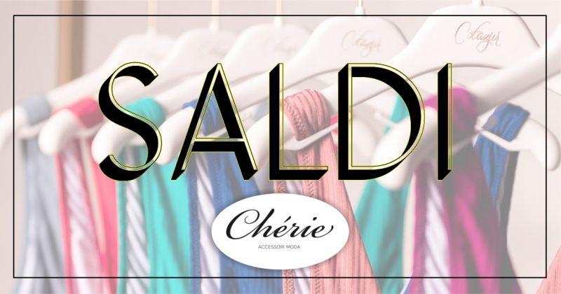 HOME NUORO MODA E SHOPPING CHERIE MACOMER - offerta abbigliamento saldi estivi