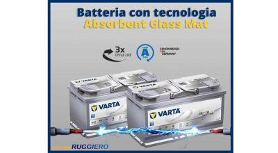 autoricambi ruggiero offerta batteria avviamento motore reggio calabria