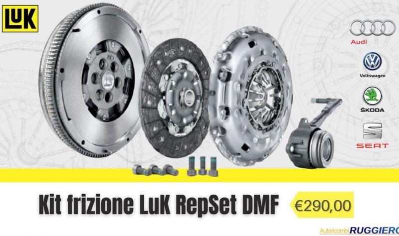 Ricambi Ruggiero - Offerta kit frizione Luk RepSet reggio calabria - occasione kit frizione Volkswagen reggio calabria