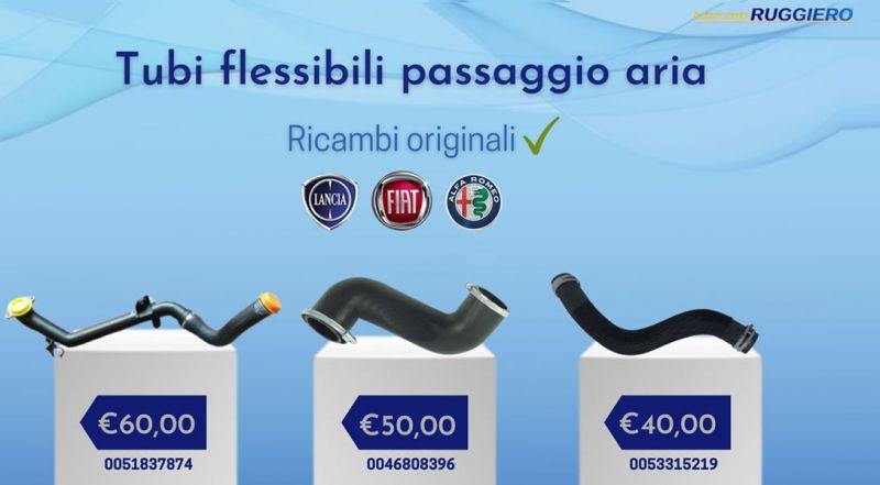 Offerta tubi flessibili passaggio aria reggio calabria - occasione tubi flessibili fiat lancia reggio calabria