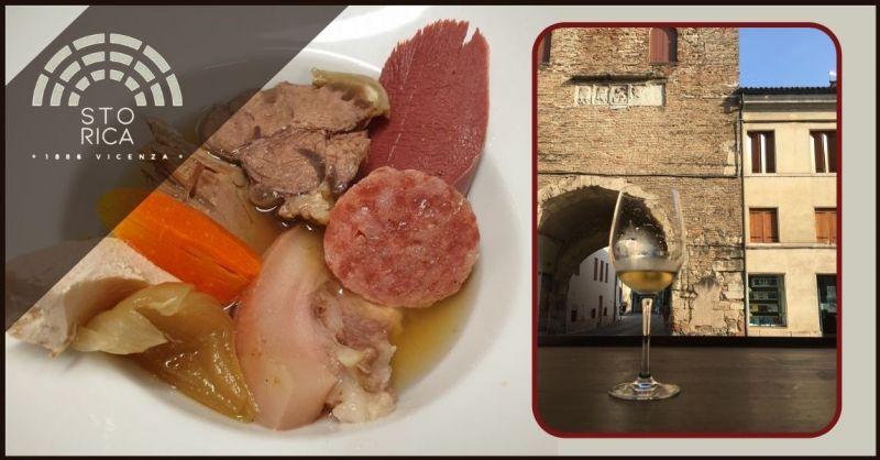 Osteria Storica 1886 - Promozione ristorante in centro storico pranzo di domenica con bollito